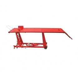 Motorheftafel 450 kg - PNEUMATISCH