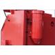 Straalcabine XXL 990 Liter incl. afzuiging