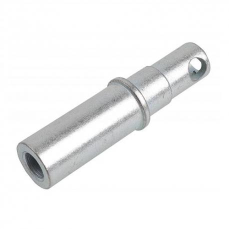 Nozzles staal voor straalketel met afzuiging