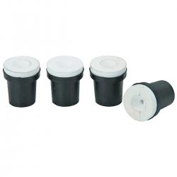 Reserve nozzles voor straalketel
