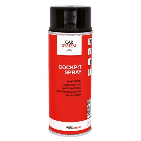 Cockpit spray spuitbus 400 ml