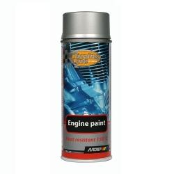 Motorlak / Engine paint aluminium spuitbus 400ml
