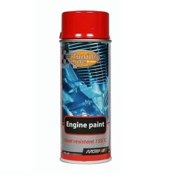 Motorlak / Engine paint rood spuitbus 400ml