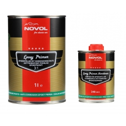 Epoxy Primer 3:1  - NOVOL for Classic Car - 4 liter set