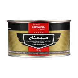 Aluminium plamuur - NOVOL for Classic Car