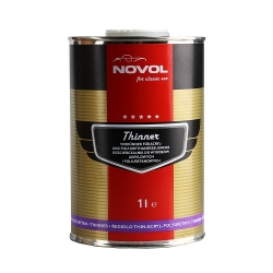 Acryl Thinner 1  liter - NOVOL