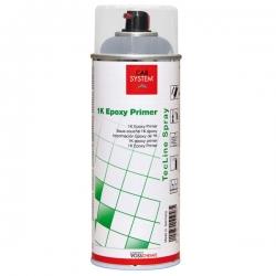 1K Epoxy primer grijs spuitbus 400ml