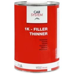 1K-Filler Thinner 1 liter