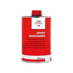 Spray verdunning voor polyester spuitplamuur 1 liter