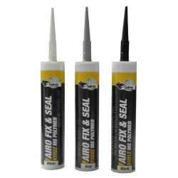 Airo Fix & Seal MS Polymer overspuitbare nadenkit grijs