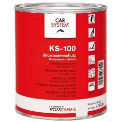Bitumen bodemplaatbescherming, blik 2 kg