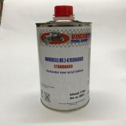 Acryl verharder universeel MS - Langzaam, 1 liter
