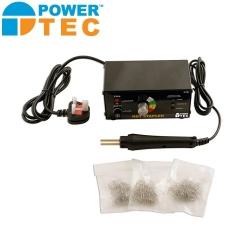 Kunststof reparatie systeem POWER-TEC - Hot Stapler