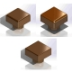 Square dies - set of 3 pcs