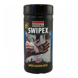 Soudal Swipex handcleaner doekjes 100 stuks