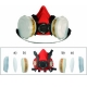 Star Mask halfgelaatsmasker