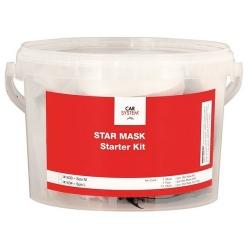 Star Mask halfgelaatsmasker - STARTER KIT