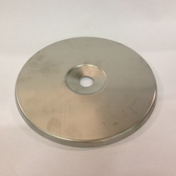Krimpschijf / shrinking disk 220mm