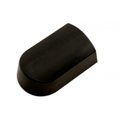 Large Heel dolly Rubber -  Power-TEC