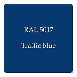Blauw RAL 5017 hoogglans 500 gram