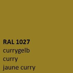 Geel RAL 1027 glans 500 gram