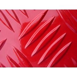 Rood RAL 3001 Hoogglans 500 gram