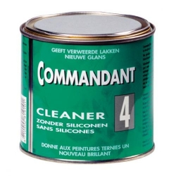 Commandant 4 Cleaner 500 gr.