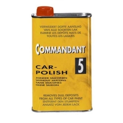 Commandant 5 Car Polish 500 gr.