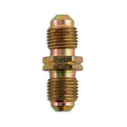 Nippel Metrisch dubbel male M10x1.0mm