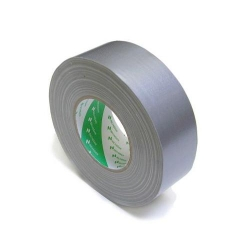 Ducttape, Gaffa tape, Power tape 50mm x 50 mtr zilver