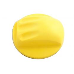 Schuurpad met klitteband rond 150mm