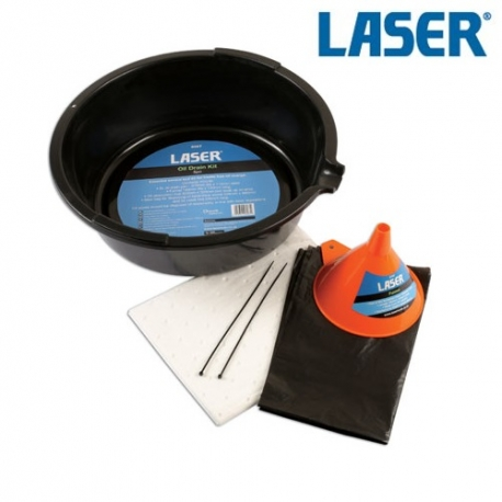 Olie service kit - LASER
