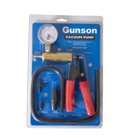 Vacuum onlucht pomp, GUNSON