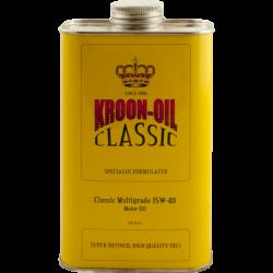 Classic Multigrade 15W-40 - blik 1 liter