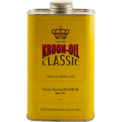 Classic Racing Oil 15W-50 - blik 1 liter