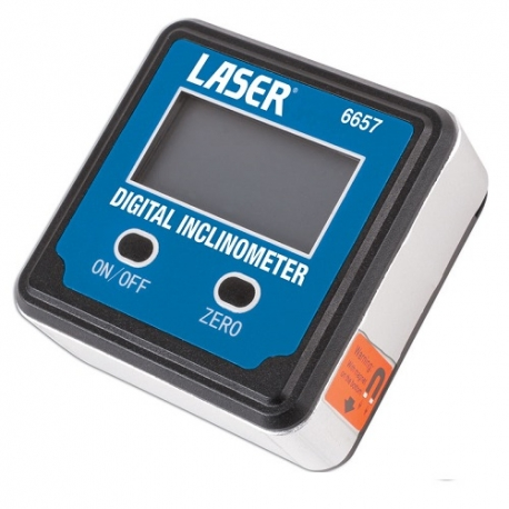 Inclinometer digitaal - Laser Tools