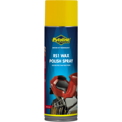 RS1 Wax polish Spray - spuitbus 500 ml