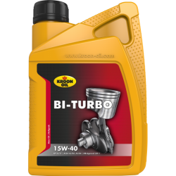 KROON OIL Bi-TURBO 15W40