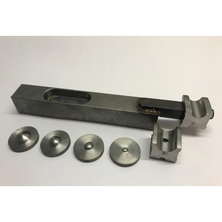 Bead die kit - 8, 12, 16 and 20mm