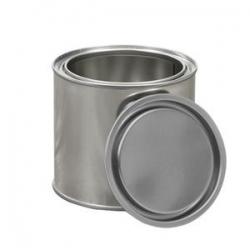 Verfblik leeg - 500 ml incl. deksel