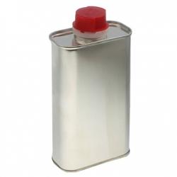 Vloeistofblik leeg - 500 ml incl. dop