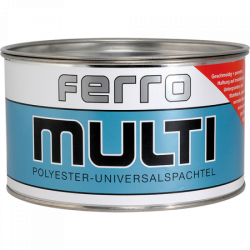 Ferro-Multi vullende polyester plamuur 2,3 kg