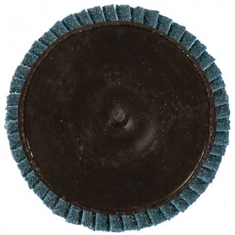 Quick-lock lamellenschijf 50mm, korrel 120