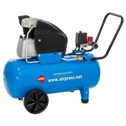 Compressor Airpress HL 360-50 - liggende tank