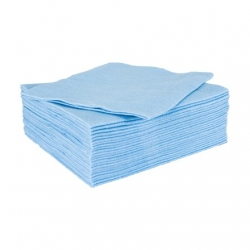 Ontvettingsdoeken Blue Whipe - 10 stuks
