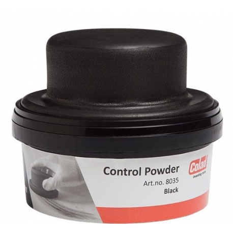 Controlepoeder + Applicator zwart 100 gram