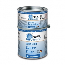 Airo Nautic 2K Epoxy plamuur Ultra Light 1.8 kg