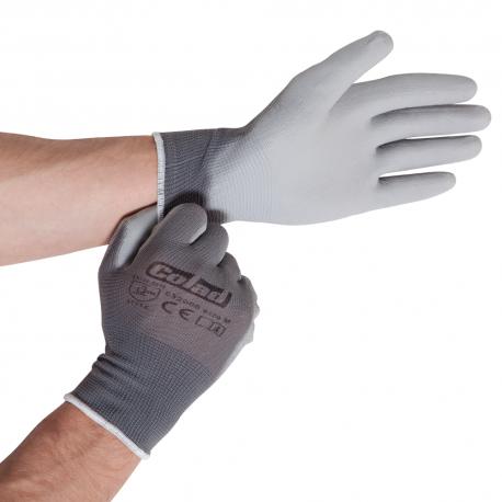 Voorbewerkingshandschoenen polyester - Colad