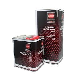 Carbo clear Plus 2K blanke lak voor carbon - set 7,5 liter