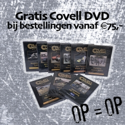 DVD van Ron Covell